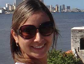 Tourist Guide Lyda Borges