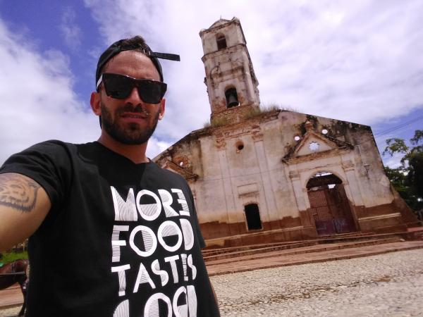 Tourist Guide Andy Alvarez Céspedes
