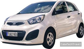 Car Rental  L y 25 Havana City
