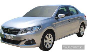 Car Rental  23 y H  Havana City