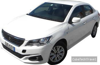 Car Rental  100 y Vento Havana City